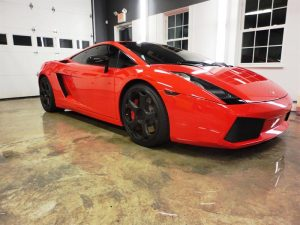 2004 Lamborghini Gallardo, $92,000!