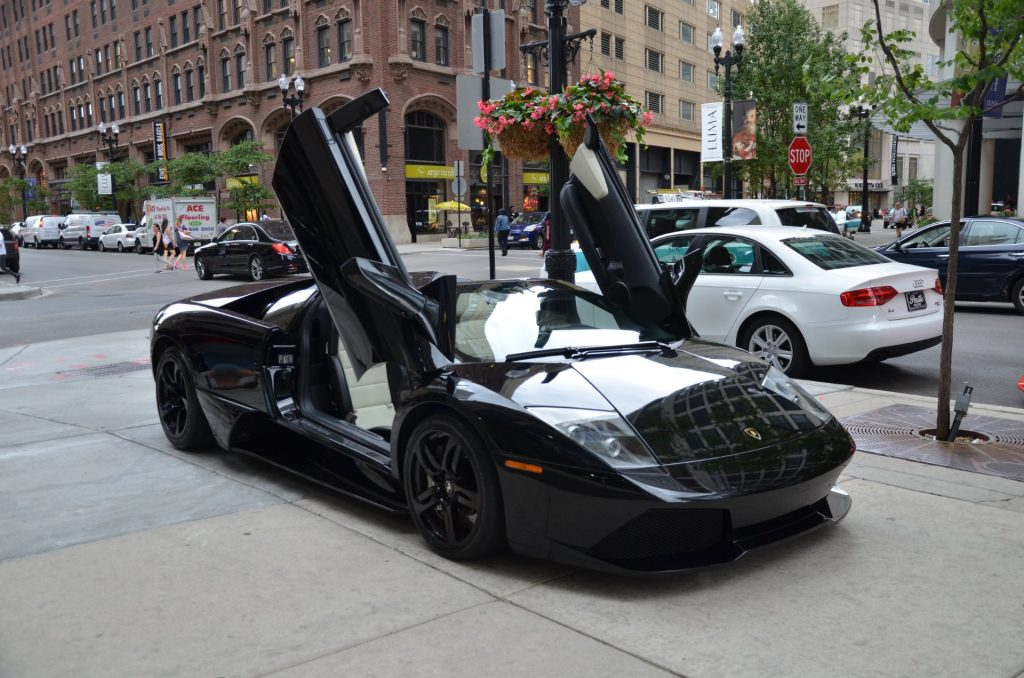 2008 Black Lamborghini Murcielago For Sale Lamborghini For Me