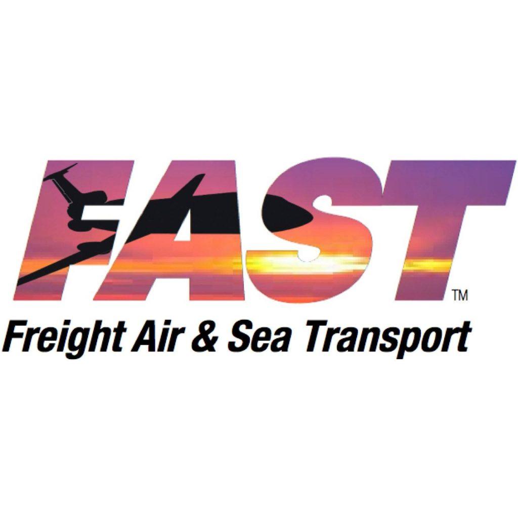 Freight Air & Sea Transport Logo