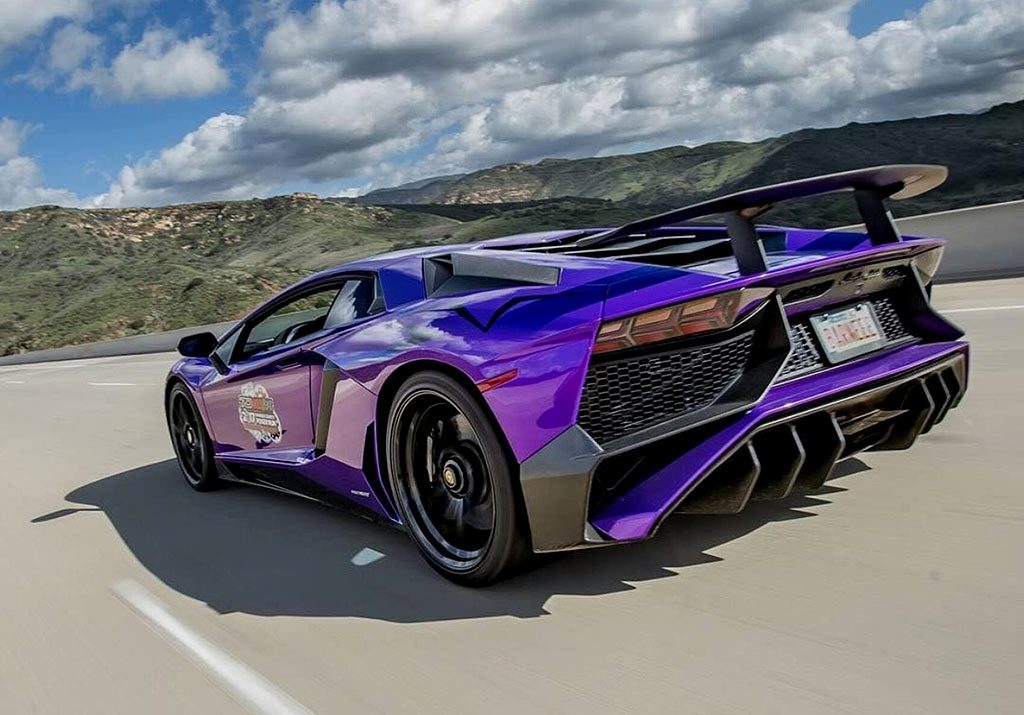 2017 Lamborghini Aventador Sv For Sale Barneee Lamborghini For Me