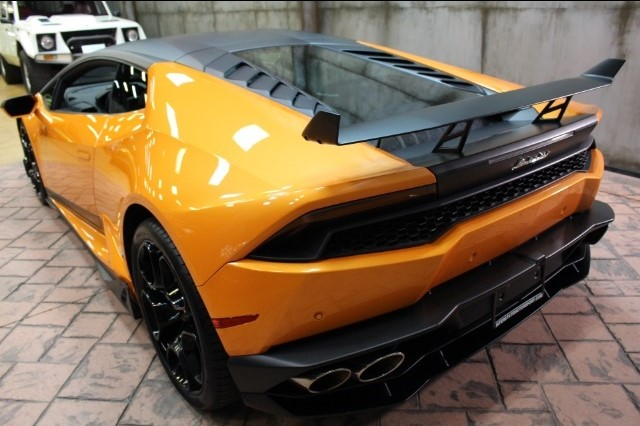 Huracan for Sale - interstate Motorsport