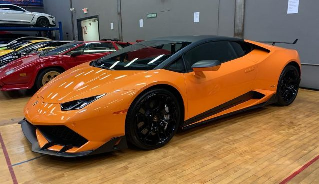 Huracan for Sale - interstate Motorsport