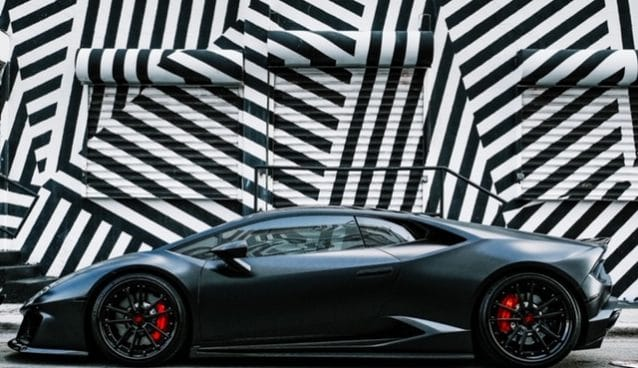 Lamborghini Huracan Mr. Kubon