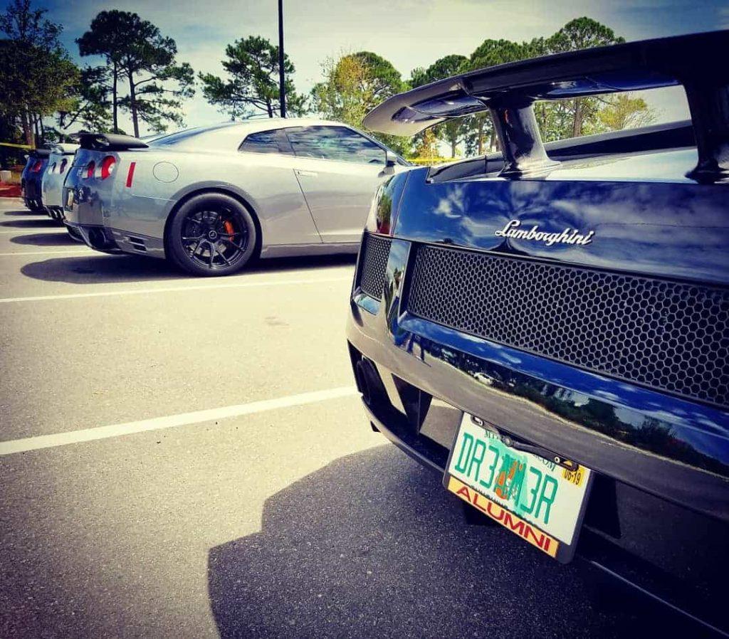 Mr. Elliott Lamborghini Gallardo 3