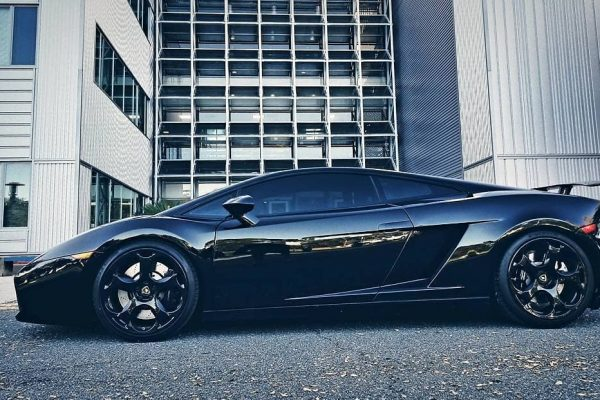 Mr. Elliott's Lamborghini Gallardl 2