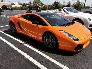 2006 Lamborghini Gallardo Special Edition in Arancio Borealis