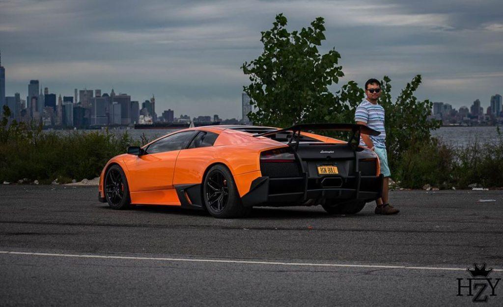 NEDC Jason Lamborghini Murcielago
