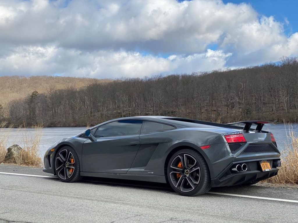 Lamborghini Gallardo LP560-4 Final Edition