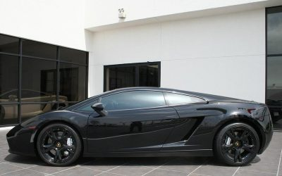 2007 Lamborghini Gallardo Nera for sale