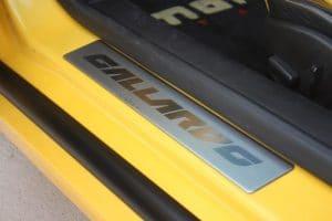 2007 Lamborghini Gallardo Giallo Midas