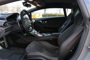 2017 Lamborghini Huracan AVIO